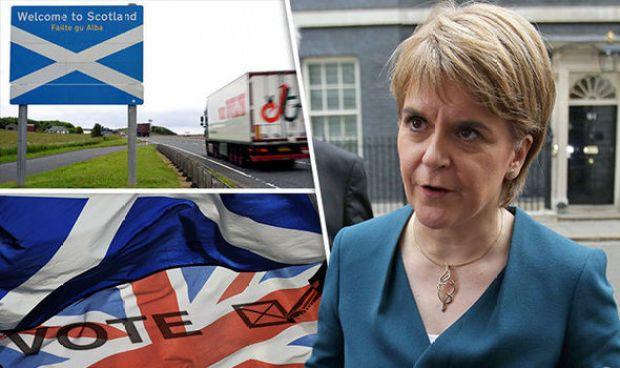 Scotland Exports