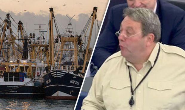 Brexit news David Coburn on EU fishing policy