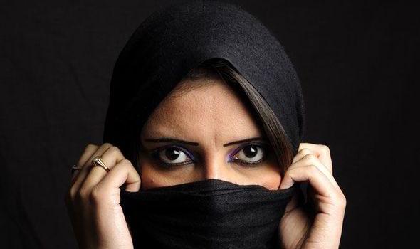 Muslim school where women teachers have to wear hijabs