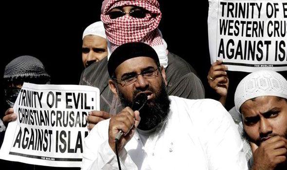 anjem choudary islamic state debate