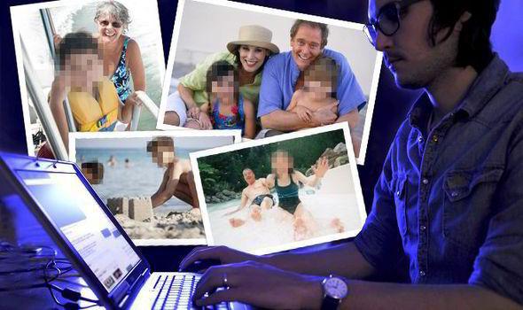 paedophiles, kids, computer, children, photos, images, parents, safety, family