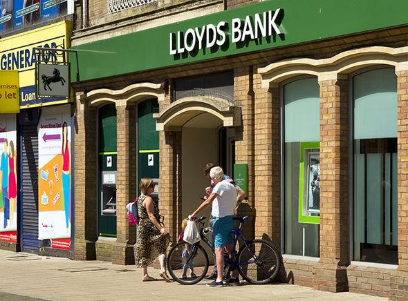 Llyods bank
