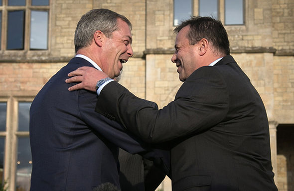 Arron Banks has been UKIP's largest ever donor
