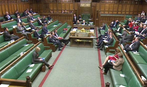 Bill Cash parliament vote EU Brexit