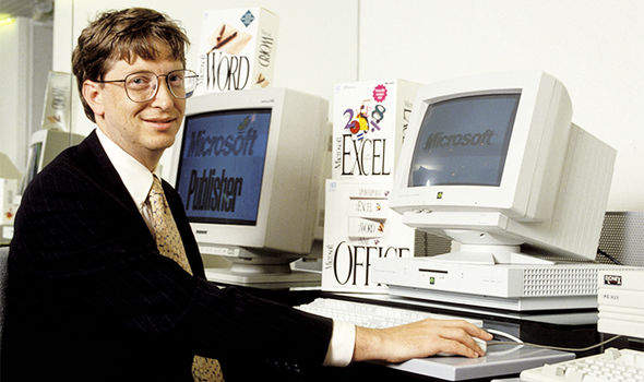 Bill Gates pandemic Microsoft