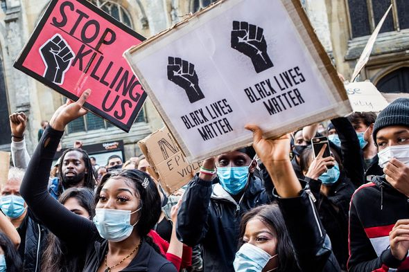 Black Lives Matter protests swept across the country last year
