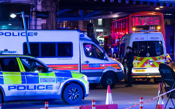 Borough Market attack