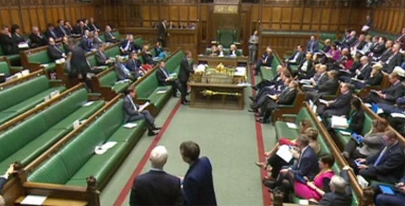 Mr Jones said he believes the Government is proposing a meaningful vote for Parliament