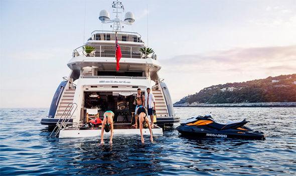 Brexit yachts economy pound