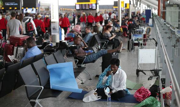 British Airways BA chaos IT failure