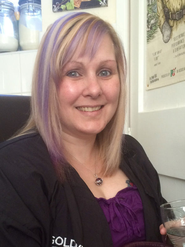 Star Anderton, Ukip disability spokeswoman