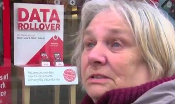 Clacton voter