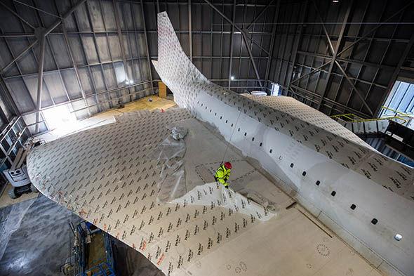 Bristol's Concorde