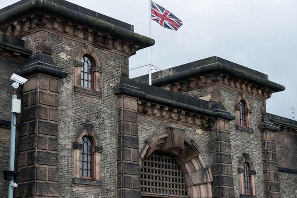 HMP Wandsworth prison