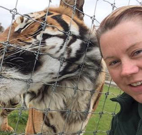 Hamerton Zoo killer tiger Rosa King death zookeeper Cambridgeshire