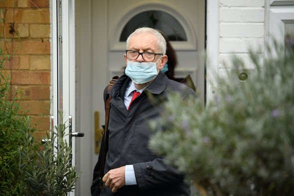 Jeremy Corbyn: The former leader led the party to its worst election defeat since 1935 in 2019
