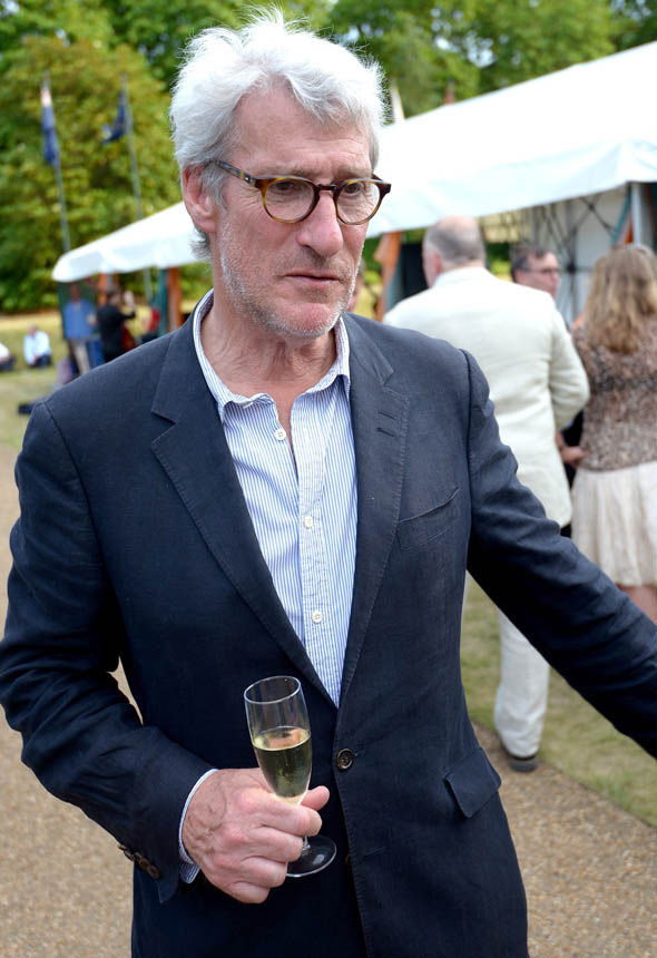 Veteran BBC presenter Jeremy Paxman