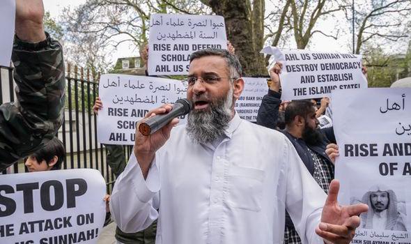 Anjem Choudary Jihadi bride
