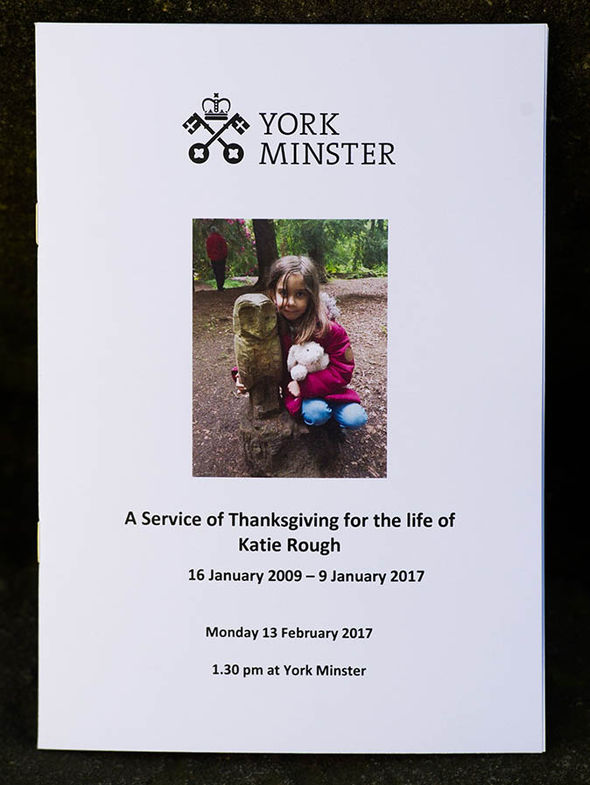 Katie Rough tribute notice