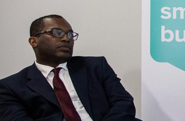 Kwasi Kwarteng leading Brexiteer
