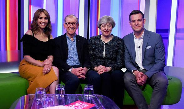 Labour Jeremy Corbyn One Show