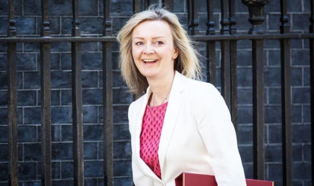 Liz Truss EU Human Rights Brexit