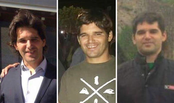 HSBC bank worker Ignacio Echeverria was last seen lying near London Bridge on Saturday night