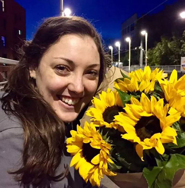 Australian nurse Kirsty Boden, 28, died after running to help those in danger on London Bridge