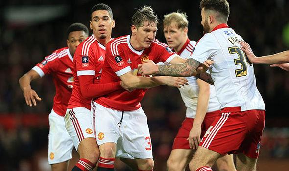Manchester United v Sheffield