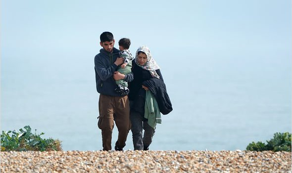 Migrant crossings reach record high