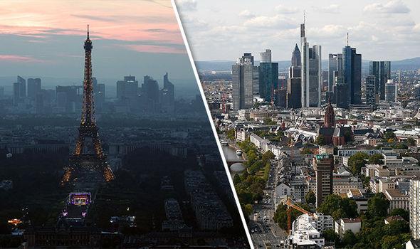 Paris Frankfurt