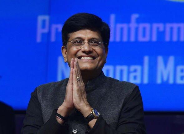 Piyush Goyal, Indian Minister of Commerce