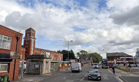 Prescot Road in Liverpool