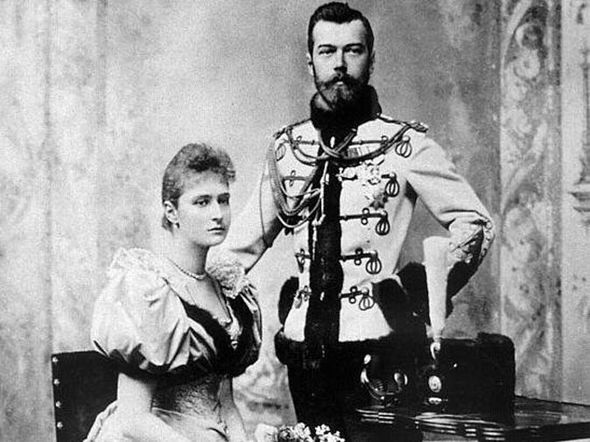 Tsarina Princess Alix of Hesse