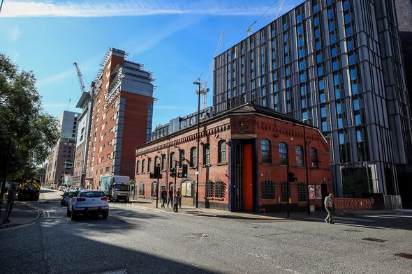 Reynhard Sinaga's apartment in Manchester