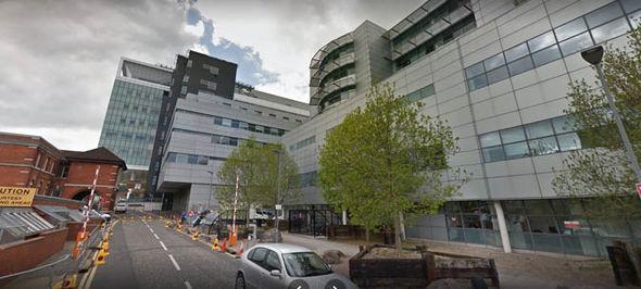 Royal Victoria Hospital, Belfast