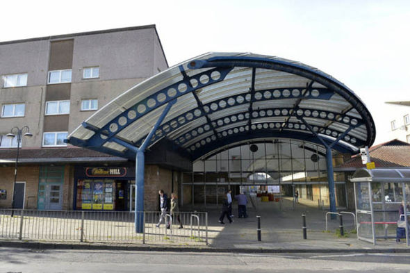Muirhouse Shopping Centre