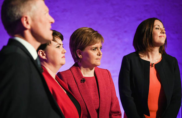 Scottish leaders