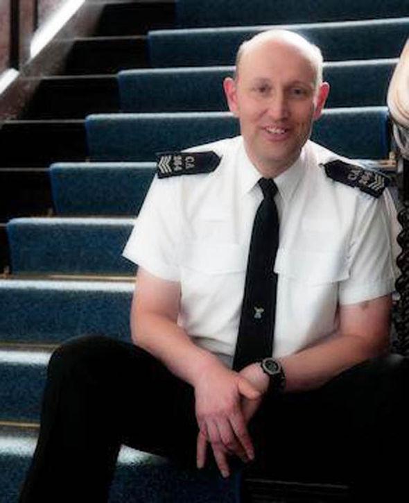 Sergeant Peter Allan