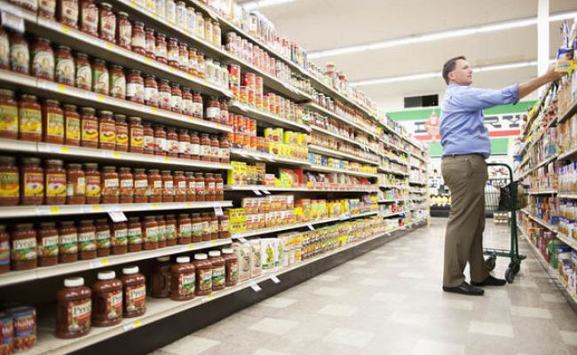 Shoppers Spending More On Supermarkets Own Label Ranges