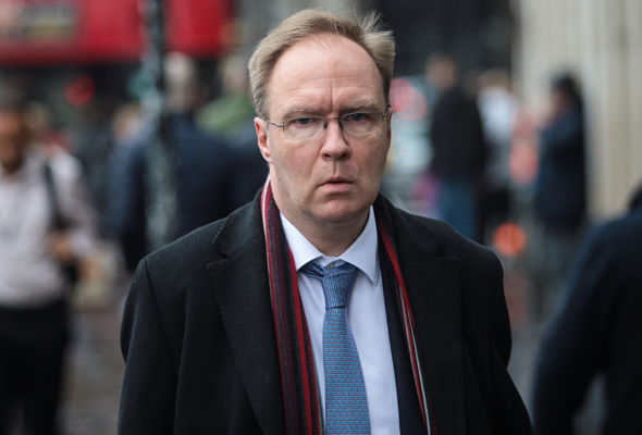 Former ambassador Sir Ivan Rogers said post-Brexit Britain will be quick to secure trade deals