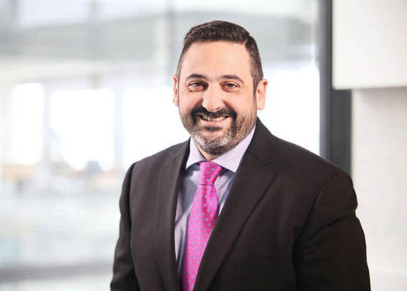 Spanish-born chief executive Alex Cruz