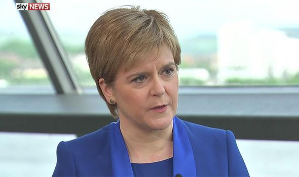 Sturgeon infuriated Ridge