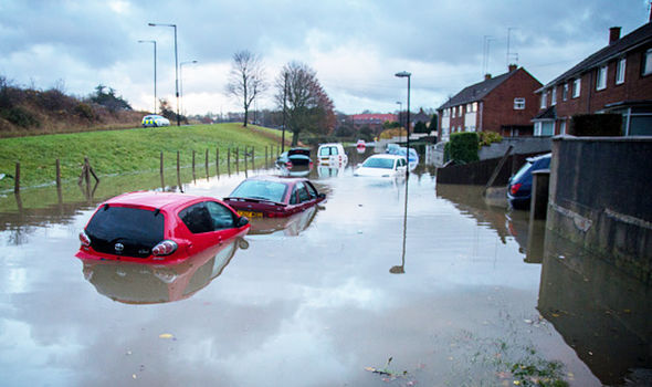 Survey data showed people were unfamiliar with their flood risk