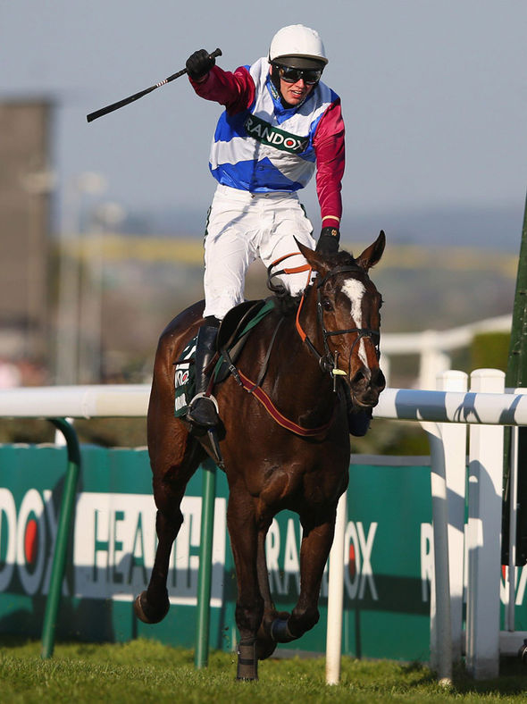 The Grand National was won by One For Arthur