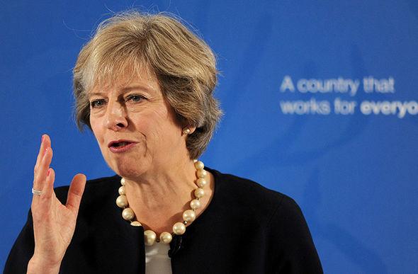Theresa May manifesto Tory