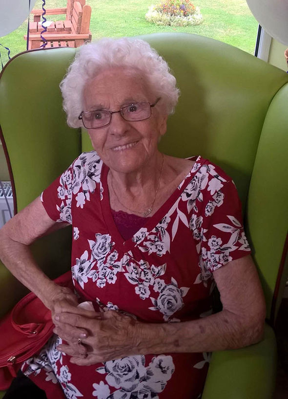 Great Gran Celebrates Her 100th Birthday By Boogying To