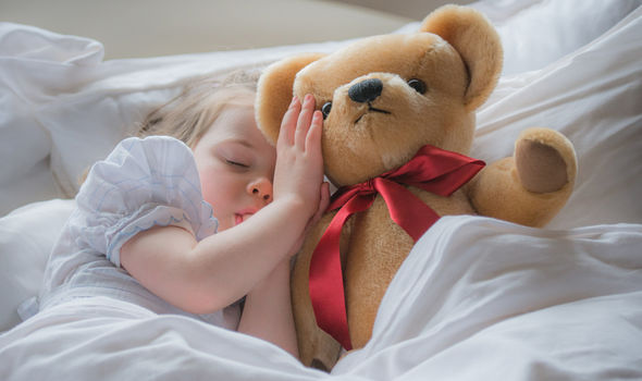 Kids find comfort from their teddy bear and the hand made ones last a lifetime