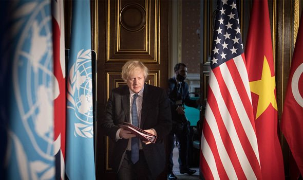 UK: Britain has considerable influence on the global political stage as a Union