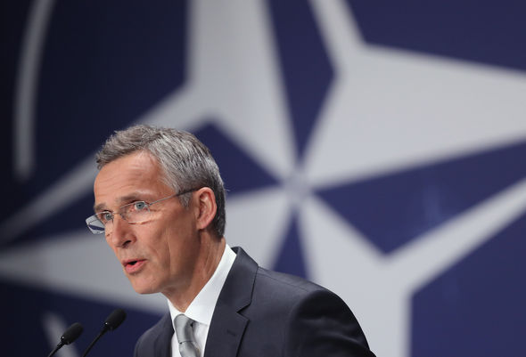 NATO Secretary General Stoltenberg said US relations are a priority